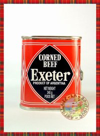 CORNED BEEF EXETER 340gr