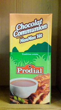 "CHOCOLAT COMMUNION ""MANMAN YET"" 1L"