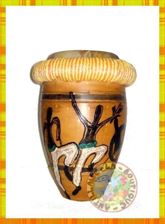 Tambour antillais decoration la boutique antillaise for Decoration antillaise