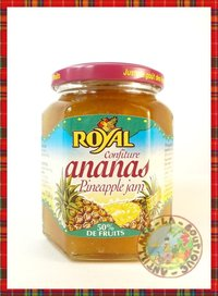 CONFITURE ROYAL ANANAS