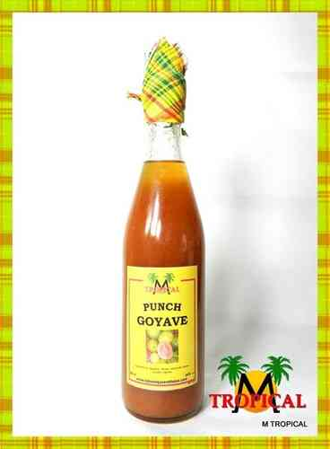 PUNCH GOYAVE ARTISANAL MTROPICAL 50CL 24%