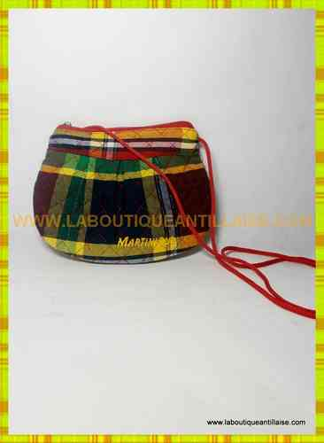 SAC MADRAS BRODE MARTINIQUE