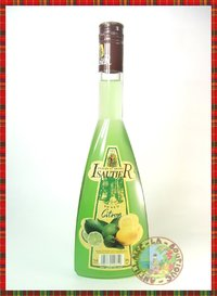 PUNCH CITRON ISAUTIER 18° 70CL