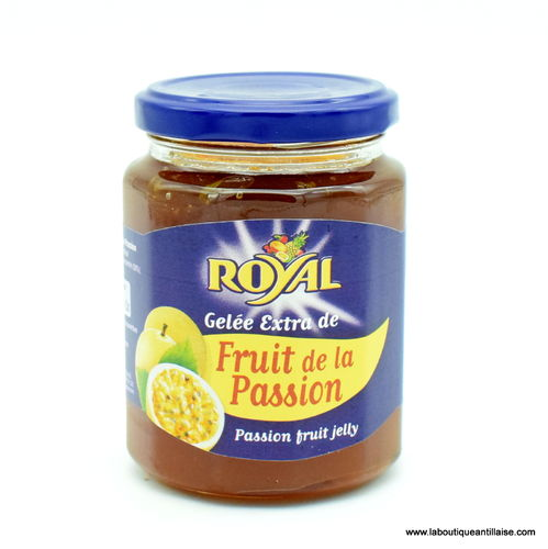 CONFITURE ROYAL GELEE FRUIT DE LA PASSION