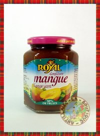 CONFITURE ROYAL MANGUE