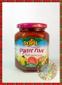 CONFITURE ROYAL GOYAVE ROSE
