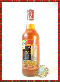 PUNCH SHRUBB MADRAS 70CL 25%